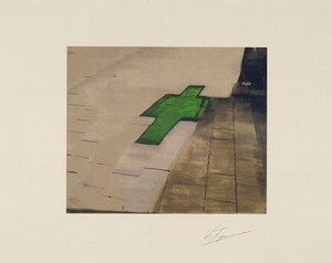 Luc TUYMANS - Estampe-Multiple - Untitled (Pharmacy)