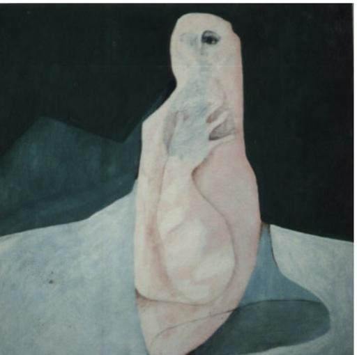 "Eduardo ARRANZ-BRAVO - Pintura - ""Fons verd"""