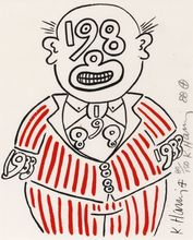 Keith HARING (1958-1990) - Untitled