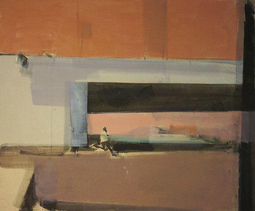 Vladimir SEMENSKIY - Pintura - Noon