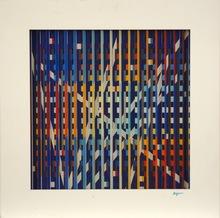 Yaacov AGAM (1928) - Mazor (Multigraph)