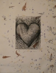 Jim DINE, The Jewish Heart