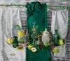 Tatjana PALCUKA - Painting - Rainbow Green    (Cat N° 6675)