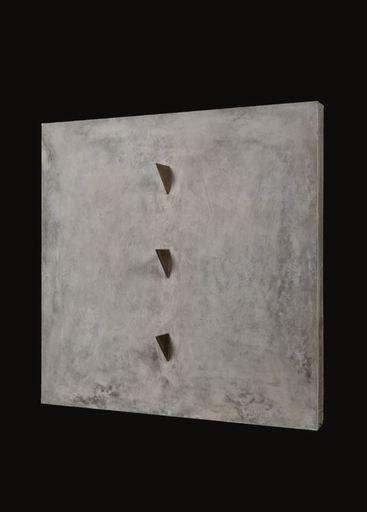 Mauro STACCIOLI - 雕塑 - Senza titolo