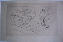 Jacques VILLON - Print-Multiple - NATURE MORTE