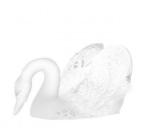 René LALIQUE, SWAN HEAD DOWN