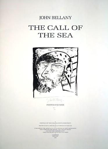 John BELLANY - Druckgrafik-Multiple - The Call of the Sea Portfolio