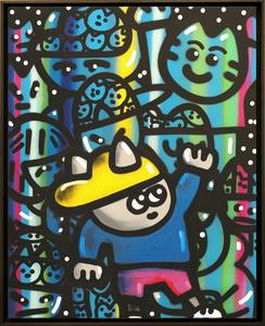 CHANOIR - Painting - Cha Fils