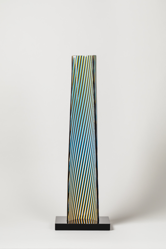 Carlos CRUZ-DIEZ - Sculpture-Volume - Cromovela 22 (Big)