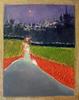 Levan URUSHADZE - Painting - Get your kicks on route 66