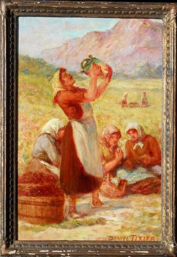 Daniel TIXIER - Painting