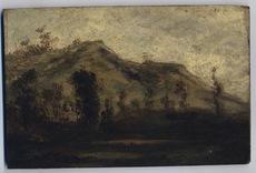 Marie-Louise VAN DE KERCKHOVE - Peinture - Paysage