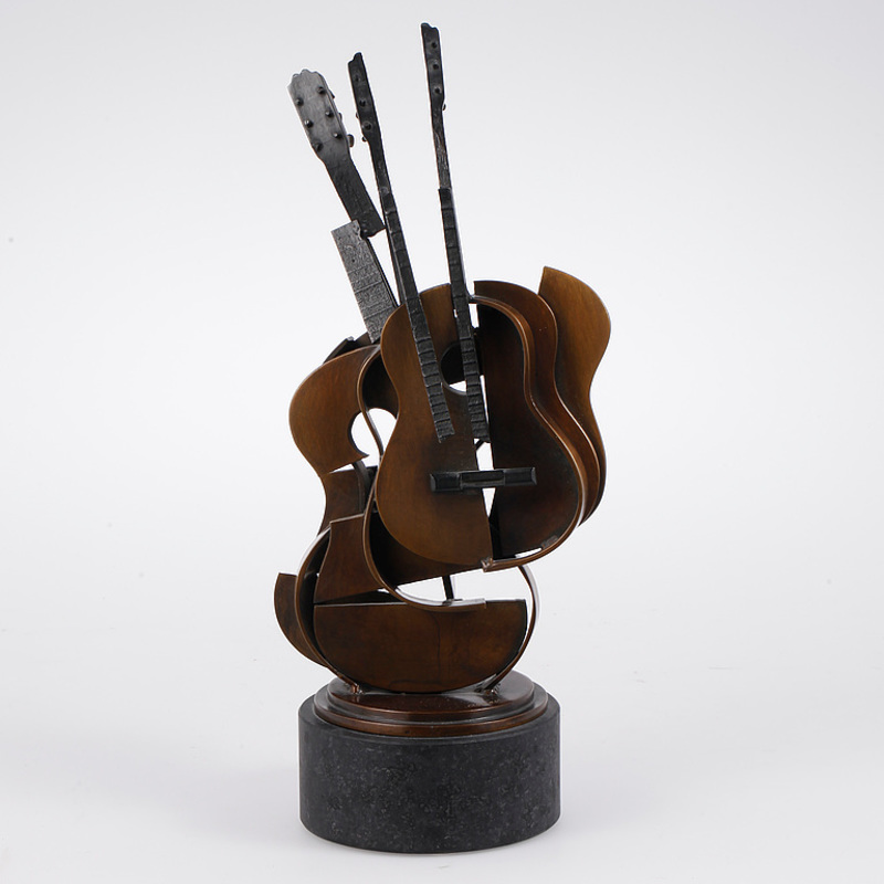 Fernandez ARMAN - Sculpture-Volume - Hello Pablo