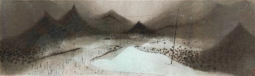 SHEN Qin - Pittura - Twilight Field