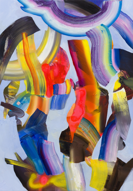 Isabella NAZZARRI - Pintura - Movimento 10