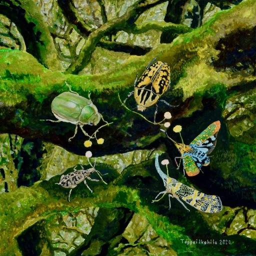 Teppei IKEHILA - Pittura - Untitled 2