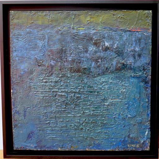 Jacques YANKEL - Peinture - Sans titre