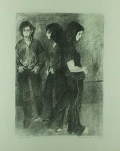 Raphael SOYER - Print-Multiple - Teenagers