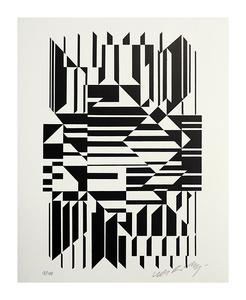 Victor VASARELY - Print-Multiple - Tilla