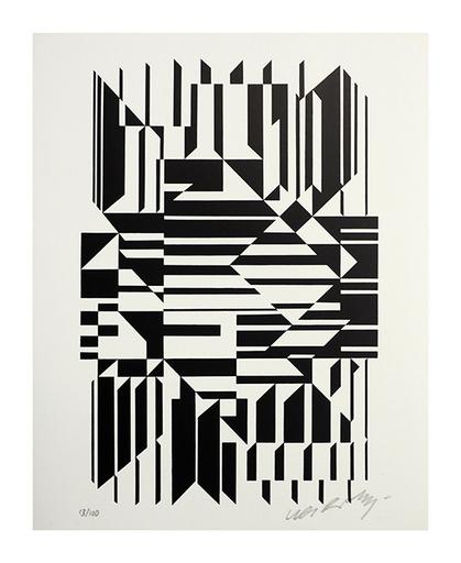 Victor VASARELY - Druckgrafik-Multiple - Tilla