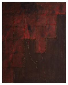 Achille PACE - Painting - Spazio chiuso