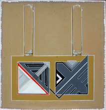 John Harrison LEVEE - Pintura - IDEA IX-1987