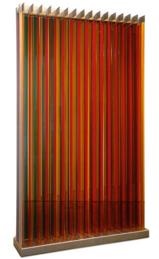 Carlos CRUZ-DIEZ - Sculpture-Volume - Transchromie Dames A.