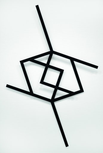 Willem VAN WEEGHEL - Sculpture-Volume - Dynamic Structure 158918