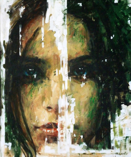 Alexander ILICHEV - Painting - MEMORY