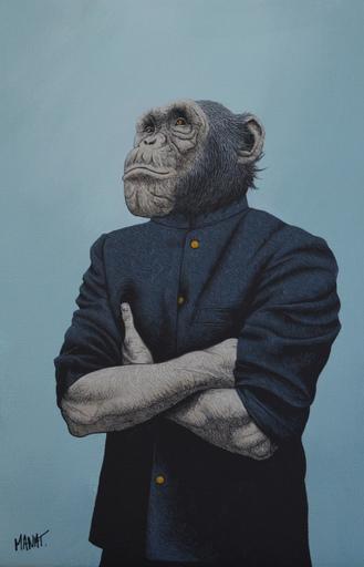 MANAT - Painting - Kenshi Sato