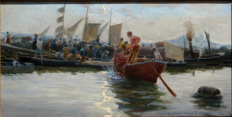 Ignacio UGARTE BERECIARTU - Pintura - BILBAO