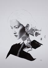 David BAYO - Drawing-Watercolor - 'Tōrō