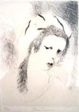 Marie LAURENCIN - Print-Multiple - Jeanne