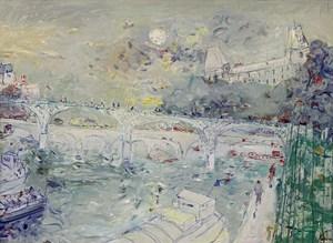 Jean FUSARO - 绘画 - Paris