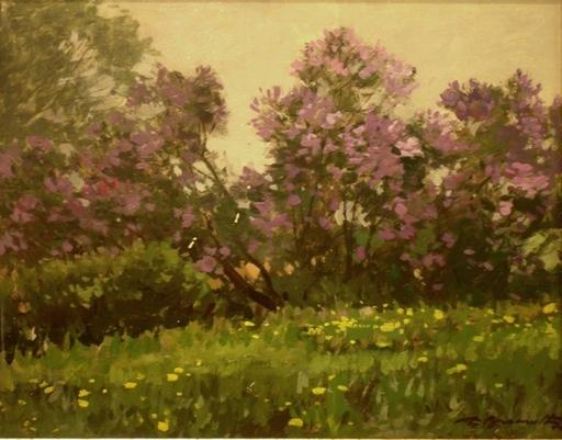 Alfejs BROMULDS - Pittura