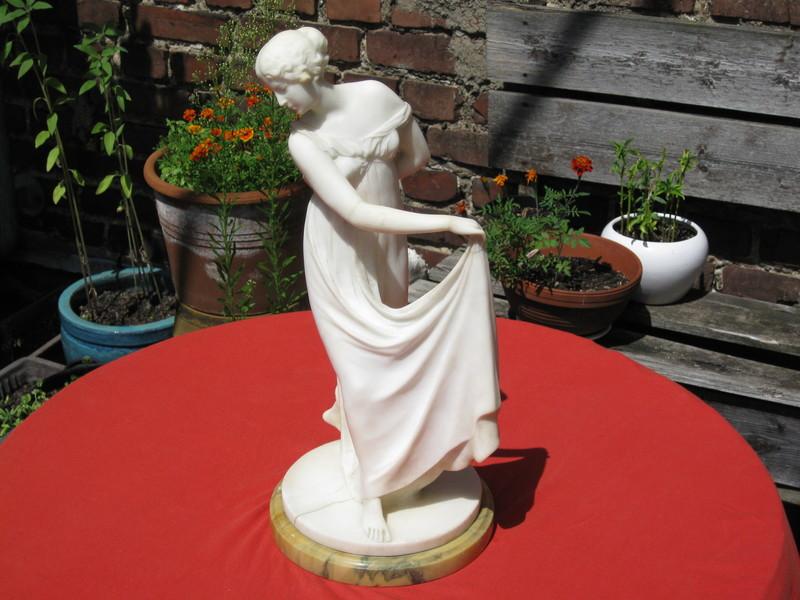 Arthur LEWIN-FUNCKE - 雕塑 - Tänzerin