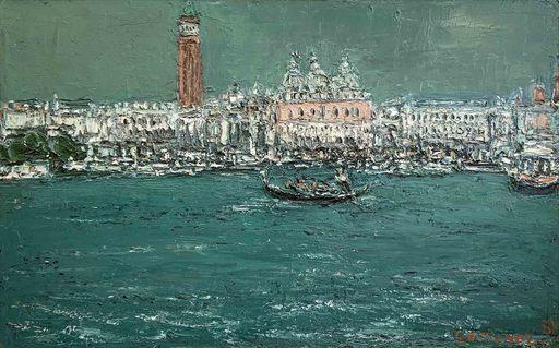 André COTTAVOZ - Pittura - Venise