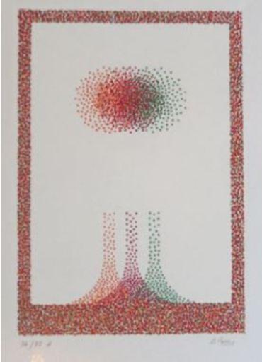 Julio LE PARC - Print-Multiple - Composition