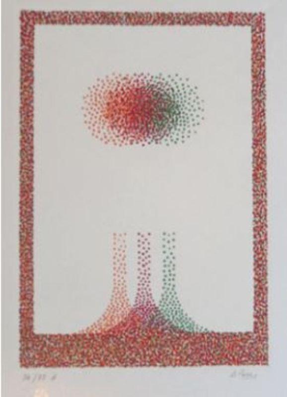 Julio LE PARC - Druckgrafik-Multiple - Composition