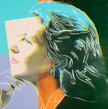 Andy WARHOL - Estampe-Multiple - Ingrid Bergman, Herself (FS II.313)