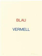 Joan BROSSA - Stampa Multiplo - Poema visual 8