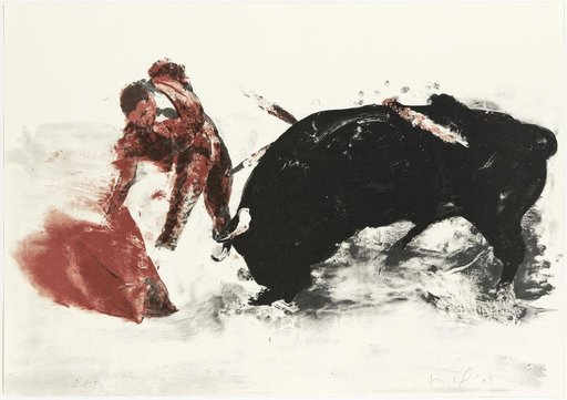 Eric FISCHL - Stampa-Multiplo - Without title 3