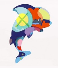 KAWS - Estampe-Multiple - Piranhas When You're Sleeping
