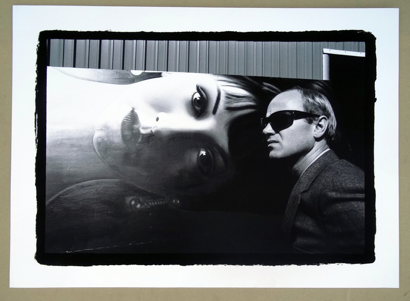 Dennis HOPPER - Photography - James Rosenquist