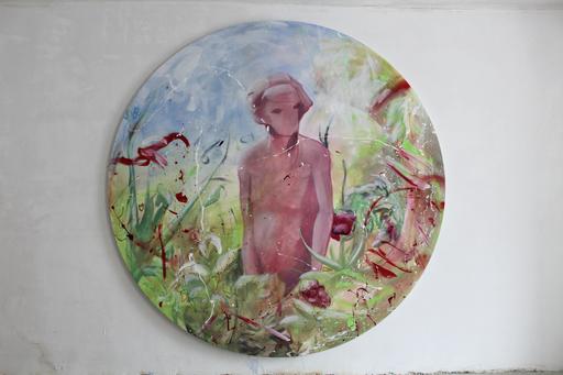 Fabien BOUGUENNEC - Peinture - Lost