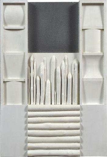 Jerzy GROCHOCKI - Skulptur Volumen - …modły, modlitwy, mandry…, nie-moce…