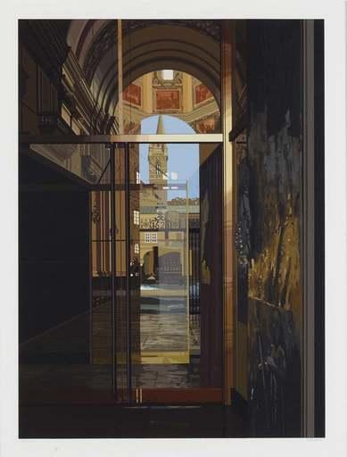 Richard ESTES - Print-Multiple - Salzburg Cathedral