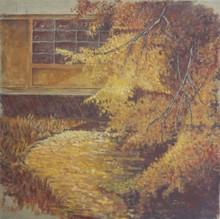 Carlos ESTEBAN - Painting - Sur l'Andelle    (Cat N° 3454)