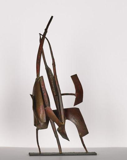 Roel D'HAESE - Skulptur Volumen - Compositie