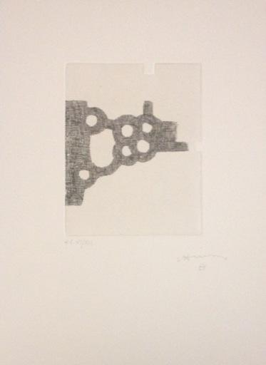 Eduardo CHILLIDA - Print-Multiple - Esku XXXV